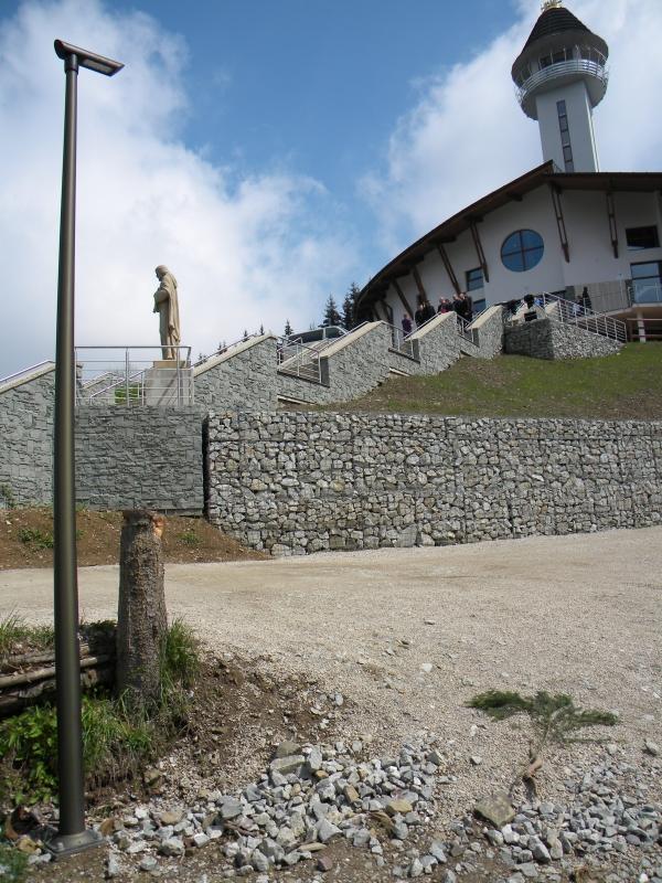 Pútnické miesto Hora Živčáková kostol Panny Márie 3
